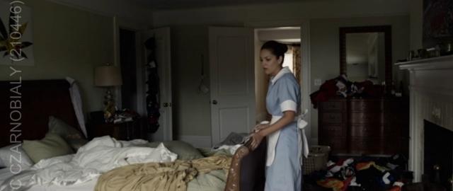 the maid's room czarnobialy 1