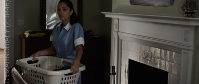 the maid's room czarnobialy 2