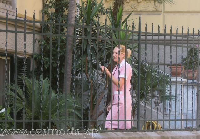 Napoli colf lavoro grembiule 8