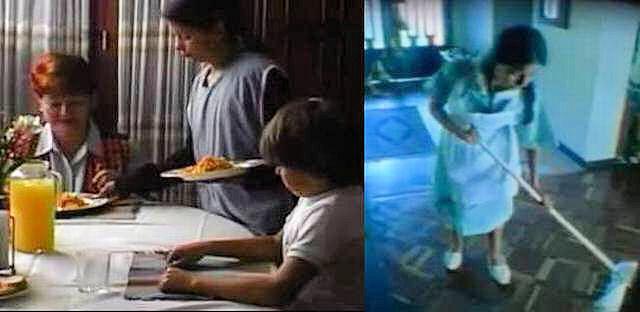 Una ventana al trabajo infantil doméstico