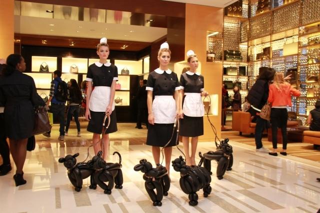 Marc Jacobs dla Louis Vuitton